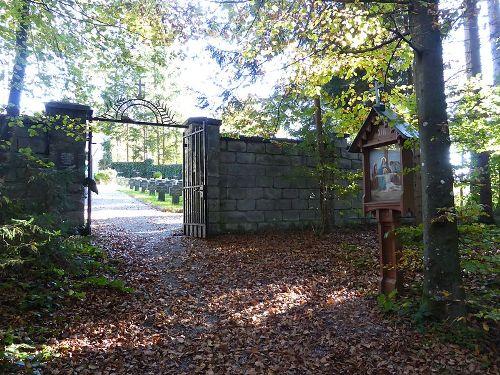 German War Graves Bischofshofen-Kreuzberg