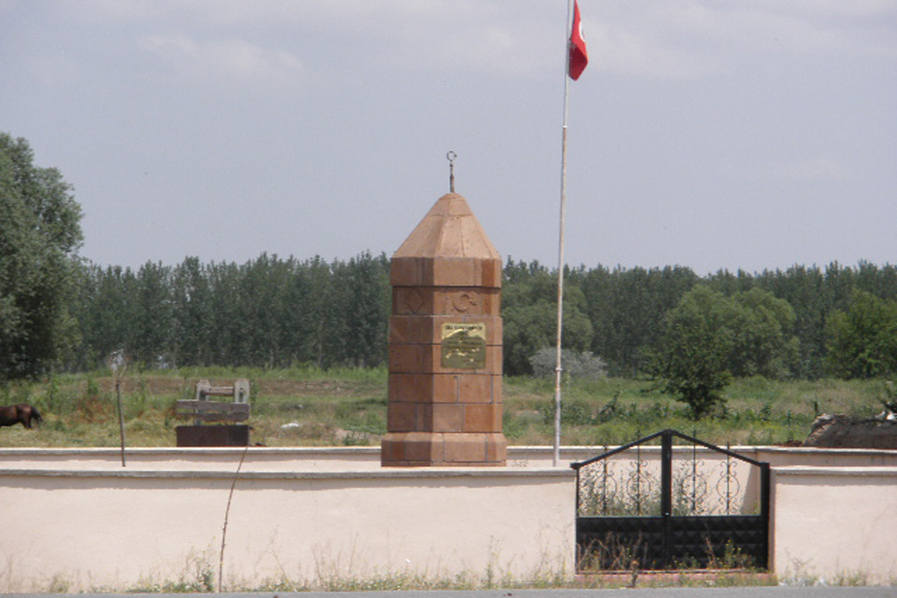 Mass Grave Turks