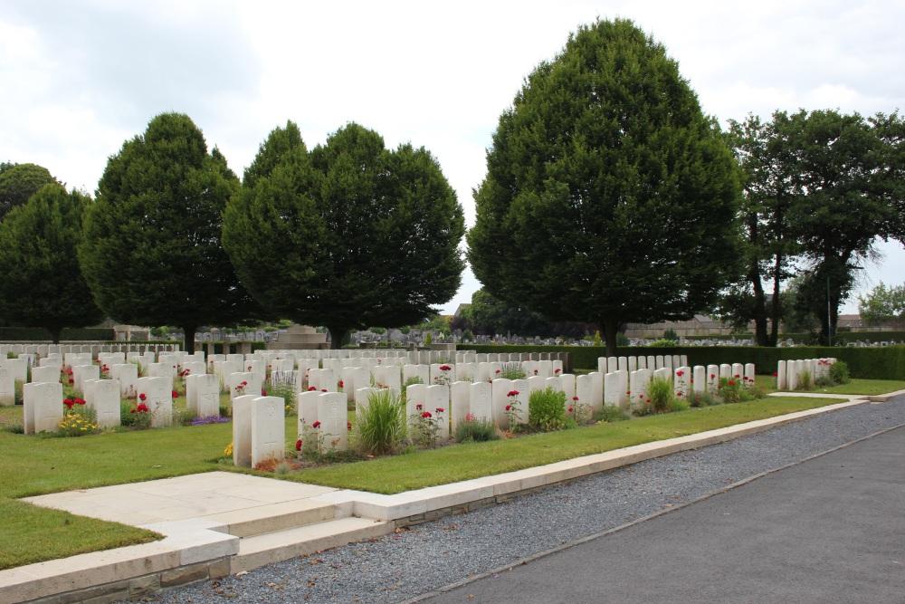 Commonwealth War Graves Tournai Extension