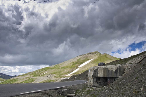 Maginotlinie - Fort Col de Restefond