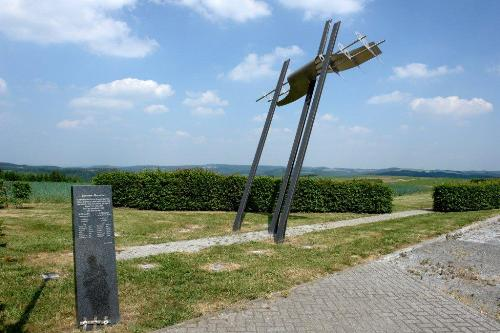 Memorial Crashed Lancasters Weiswampach