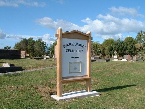 Oorlogsgraven van het Gemenebest Warkworth Presbyterian Public Cemetery