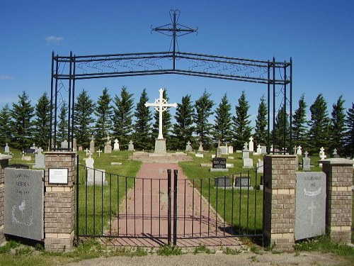 Commonwealth War Grave Debden Cemetery