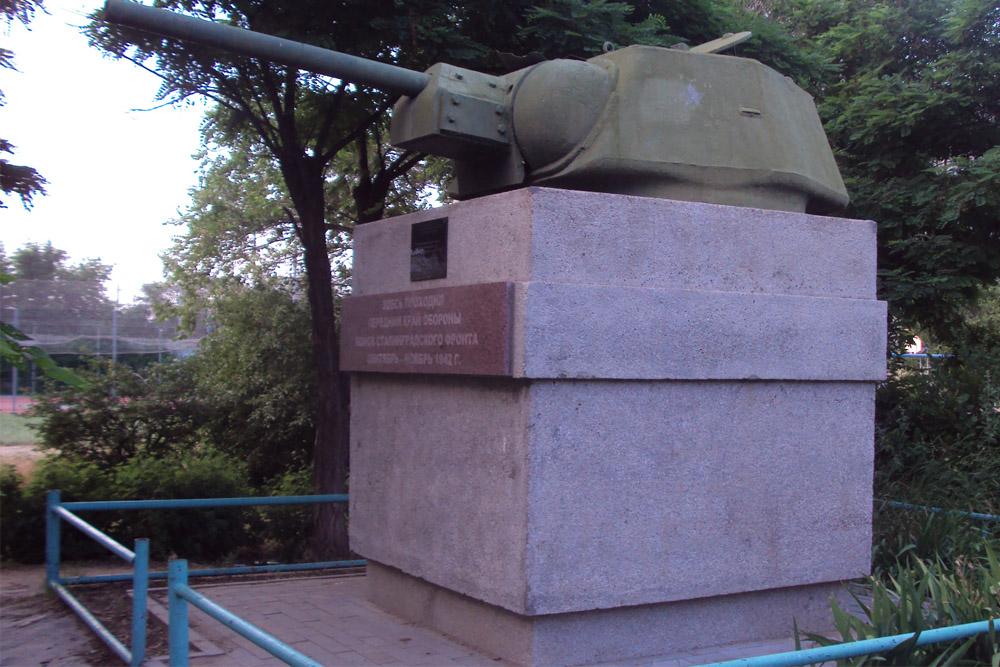 T-34/76 Koepel