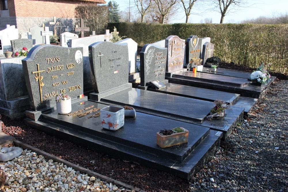 Veteran War Graves Okegem