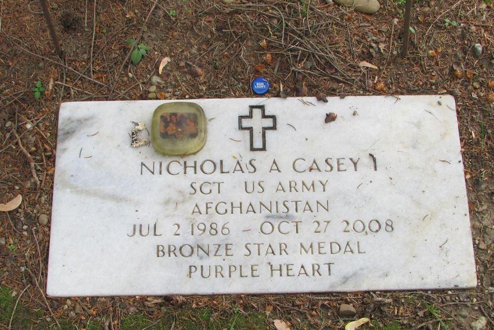 Amerikaans Oorlogsgraf North Lawn Cemetery