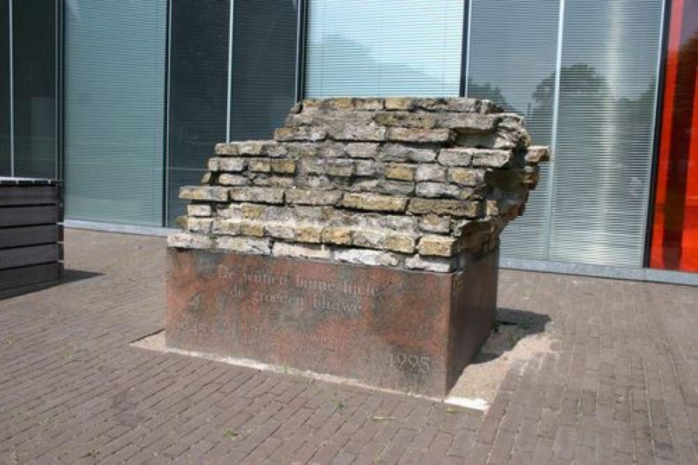 Monument Crackstate Gevangenen