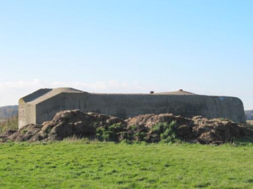 Stützpunkt von Kleist Bunker 2 type 611 Koudekerke