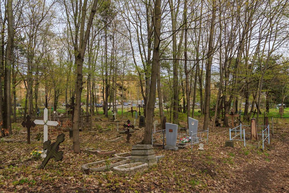 Zaretskoe Cemetery