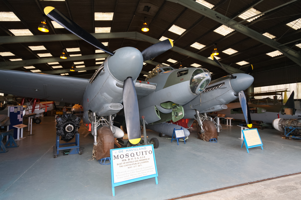 De Havilland Aircraft Heritage Centre