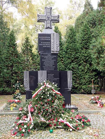 Monument Bataliony Chlopskie