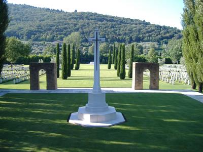 Commonwealth War Cemetery Florence