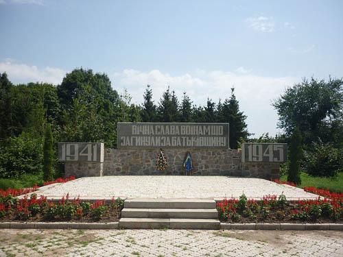 Soviet War Cemetery Uman