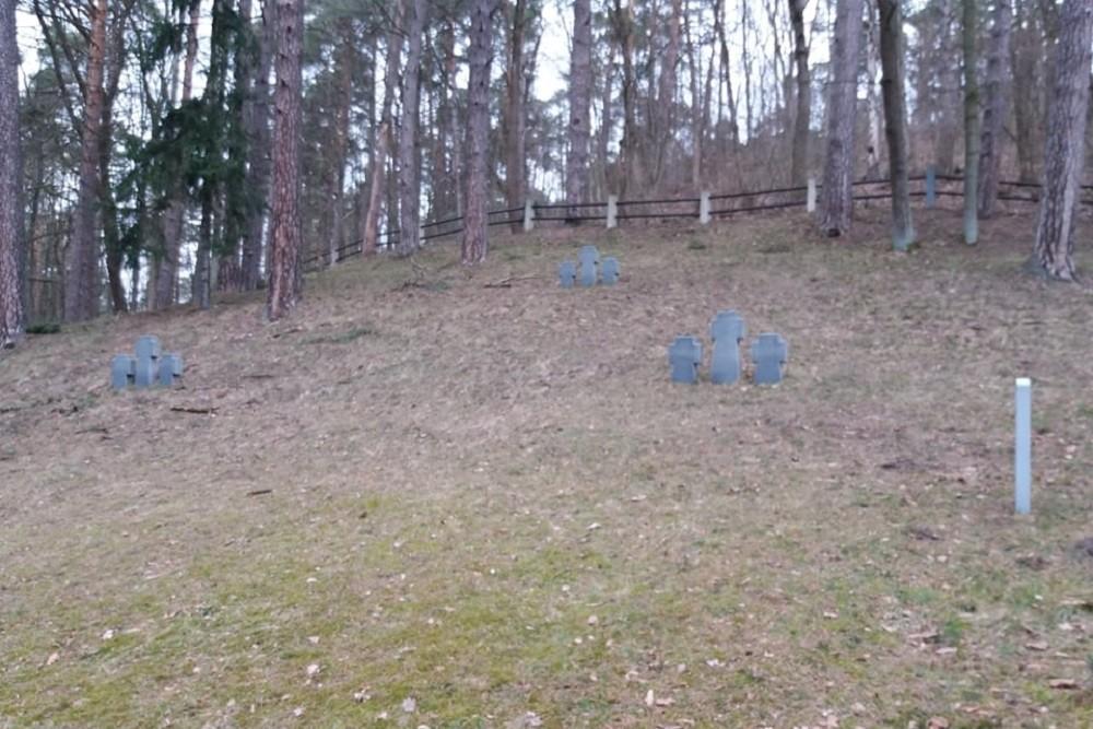 German War Graves Vilnius