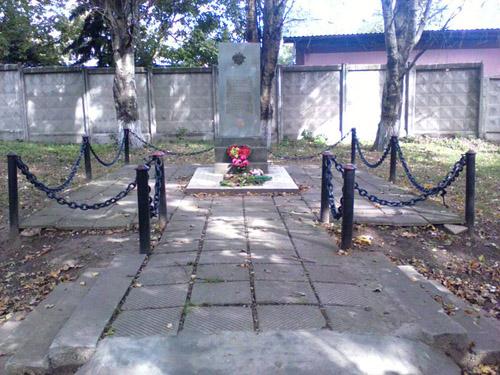 Massagraf Sovjet Soldaten Odessa