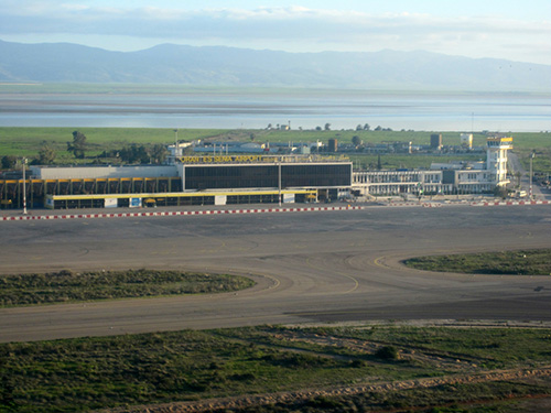 Es-Sénia - Ahmed Ben Bella Airport