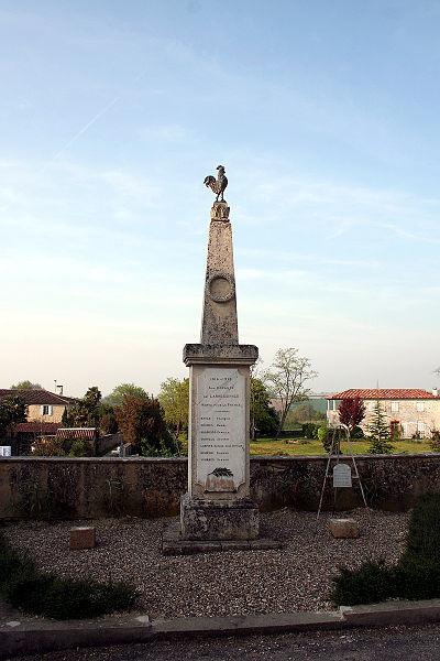 War Memorial Larressingle