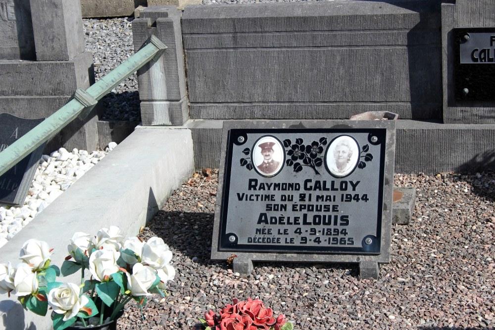 Belgian War Graves Marloie