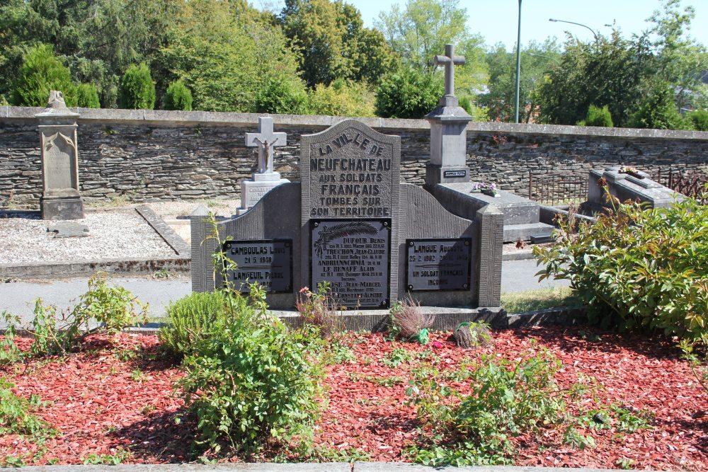 French War Graves Neufchâteau