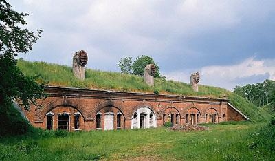 Vesting Warschau - Fort P (Bema)
