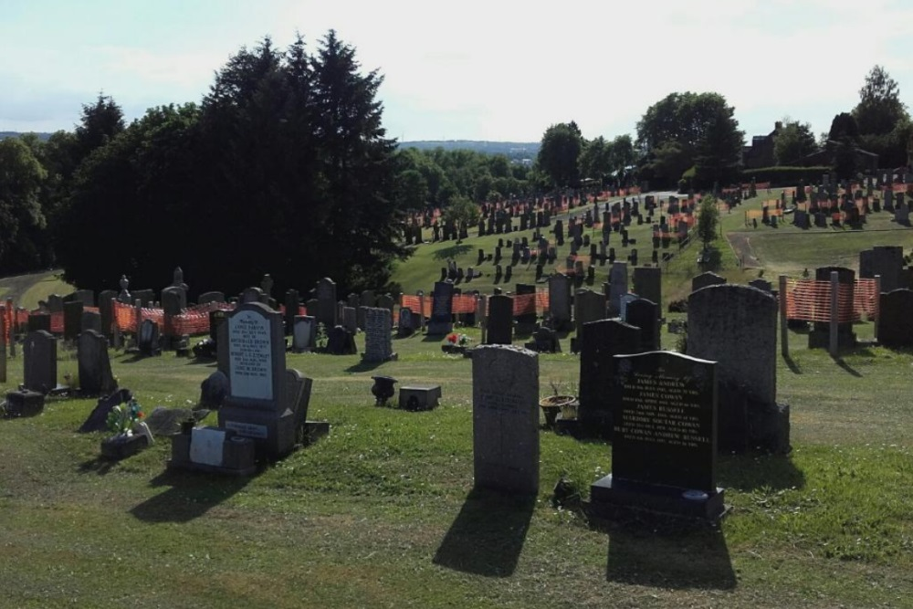 Commonwealth War Graves Airbles Cemetery