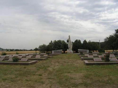 Soviet War Cemetery Orlivka