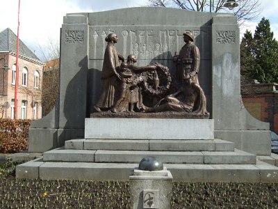Oorlogsmonument Dendermonde