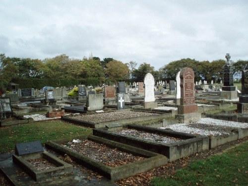 Oorlogsgraven van het Gemenebest Springston Cemetery