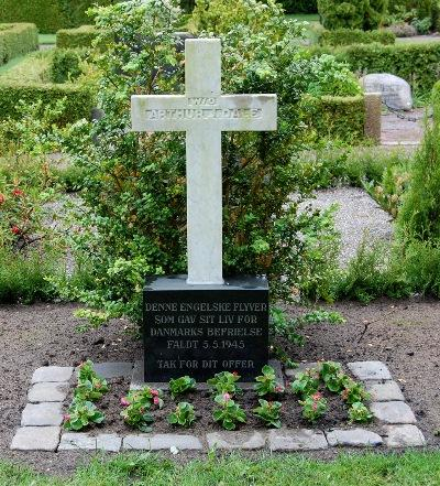 Commonwealth War Grave Aalborg
