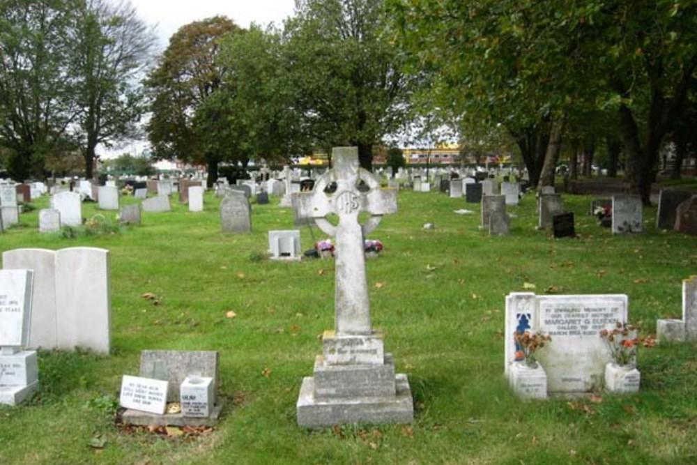 Grave of John Danagher VC