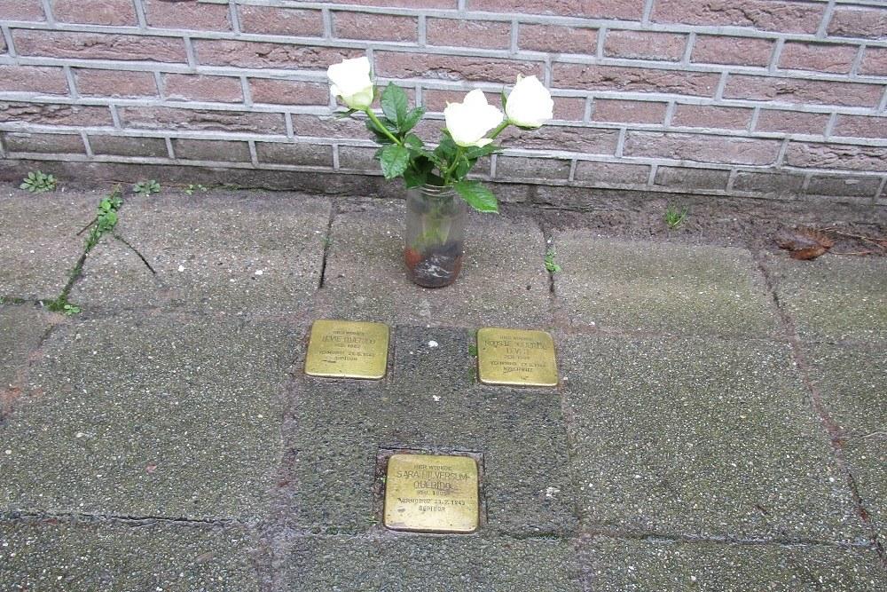 Stumbling Stones Bergstraat 6
