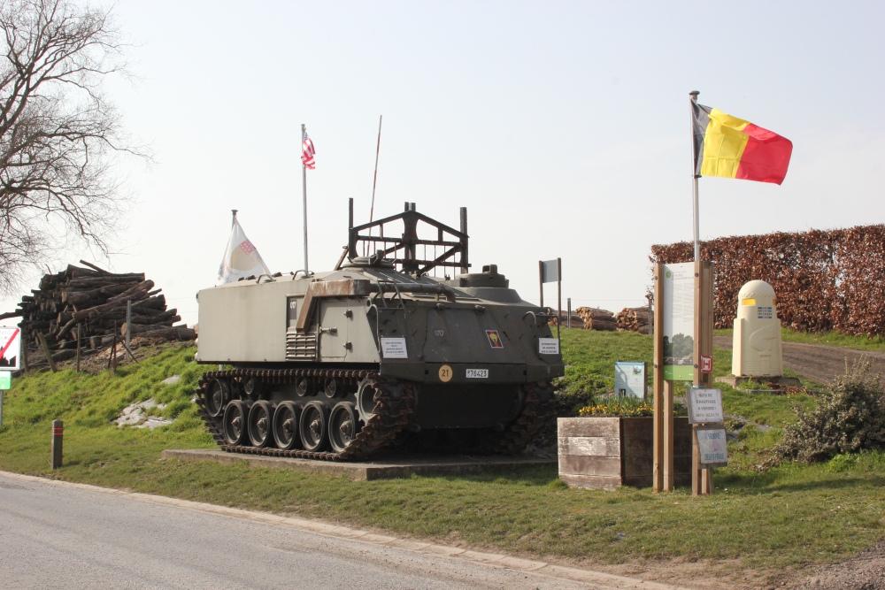 Pantservoertuig M75 Full Track
