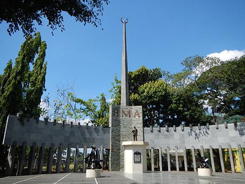 Memorial Balanga Military Area