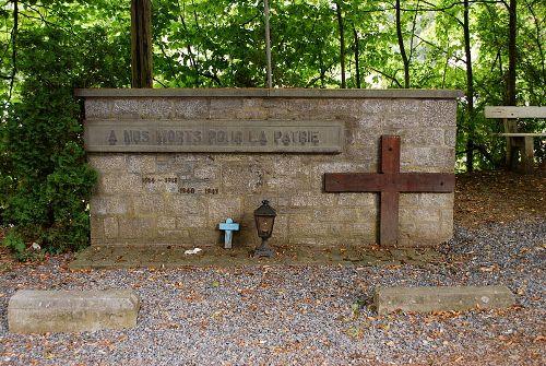 War Memorial Bomal