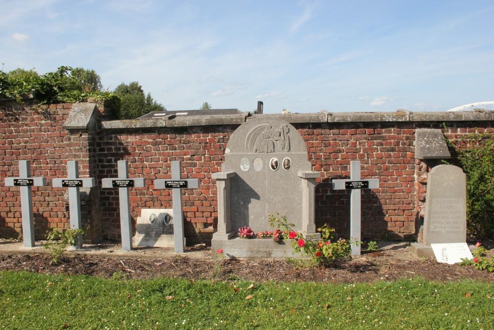 Belgian War Graves Wilsele
