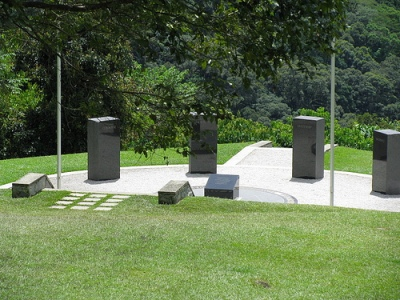 Kokoda Trail - Memorial Battle of Isurava