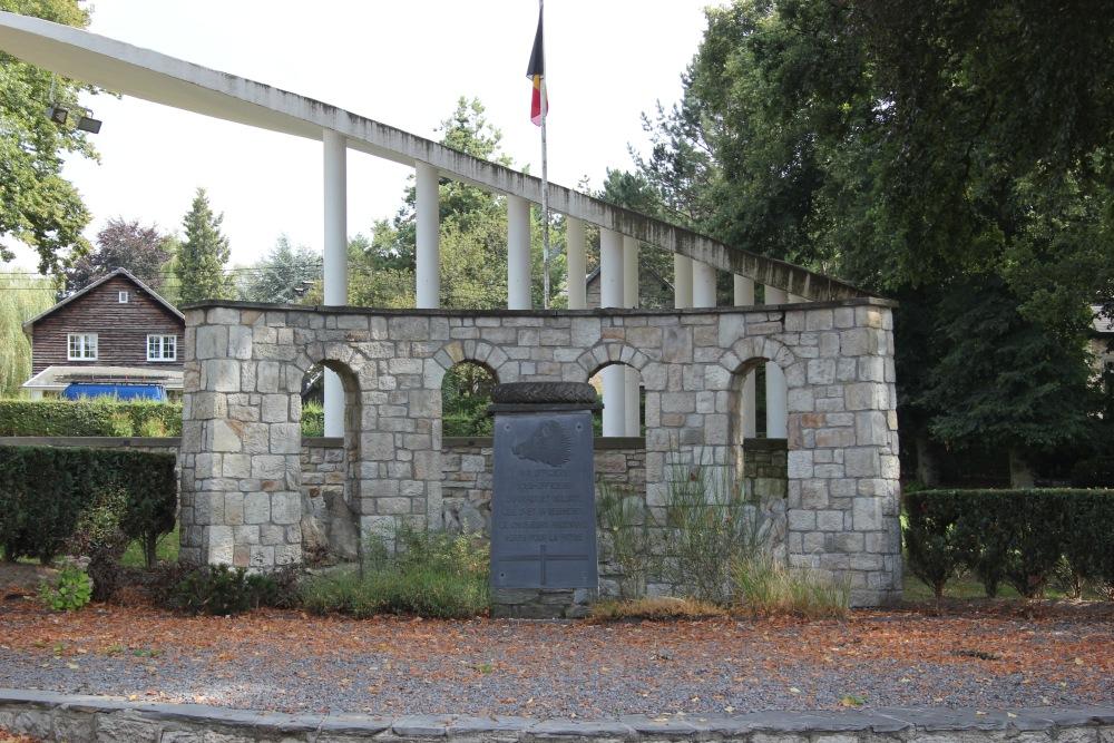 Memorial Chasseurs Ardennais