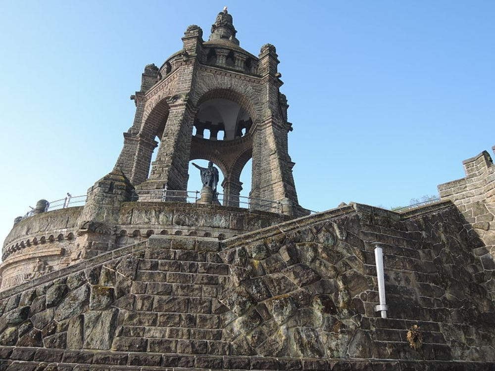 Kaiser-Wilhelm-Monument Porta Westfalica