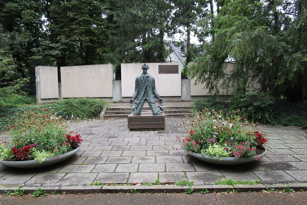 Memorial Tambov Prisoners-of-War Camp