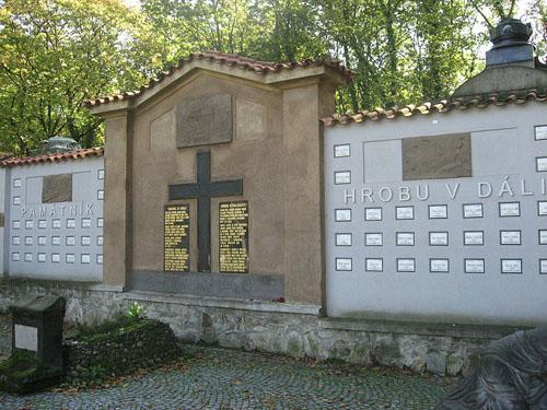 Memorial Missing Czechoslovakian Servicemen