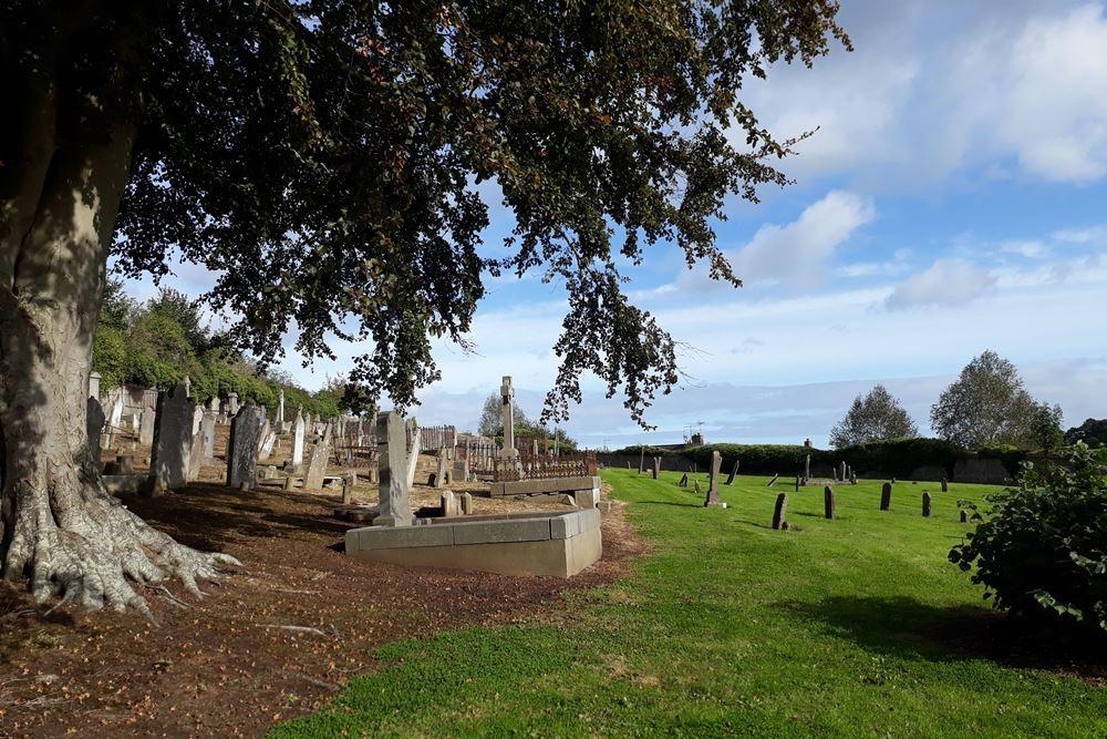Oorlogsgraven van het Gemenebest St. Patrick's Roman Catholic Cemetery