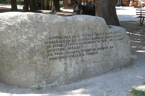 Liberation Memorial Koprivshtitsa