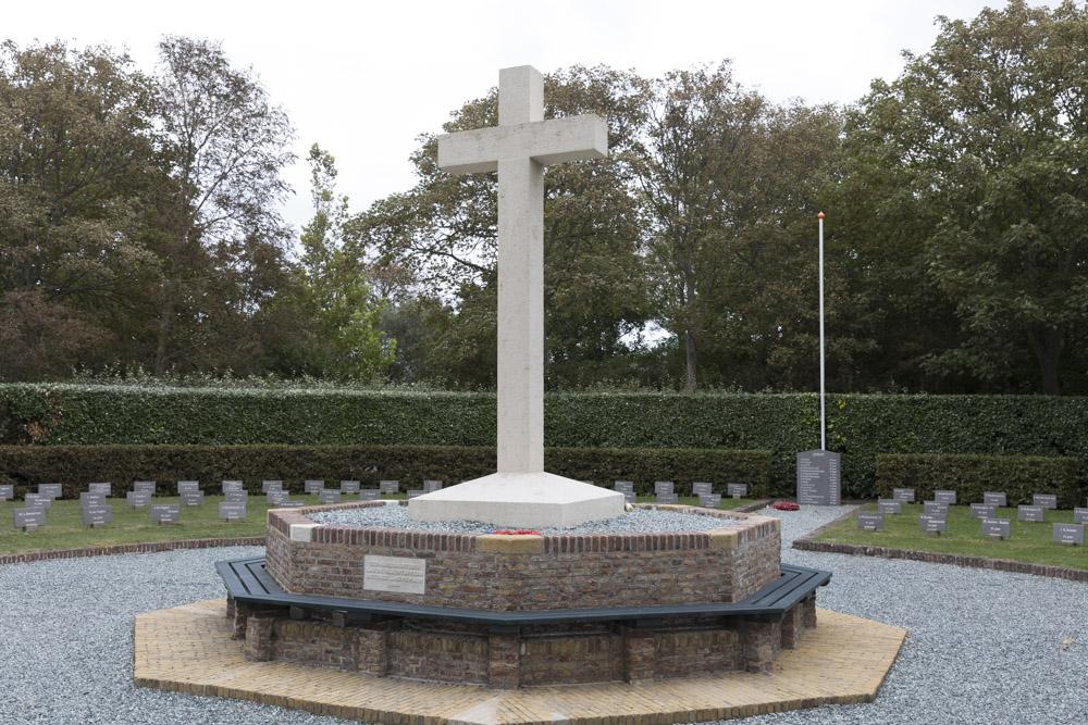 Graven Slachtoffers Bombardement Westkapelle