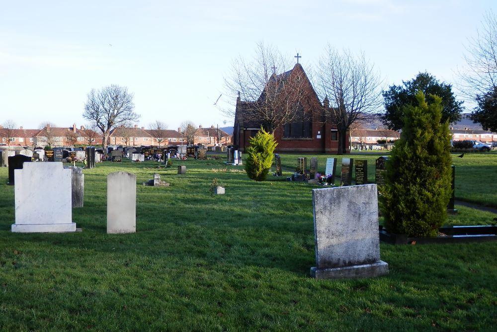 Oorlogsgraven van het Gemenebest Thorntree Cemetery