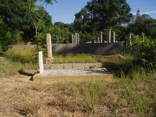 Commonwealth War Graves Kadoma