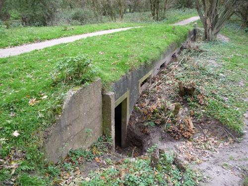 Group Shelter Type 1915 Fort Rhijnauwen