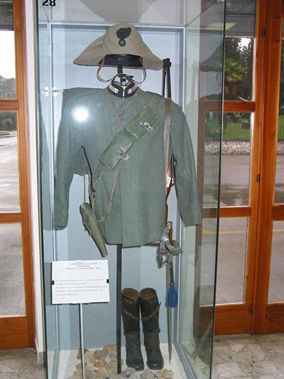 Oorlogsmuseum Redipuglia