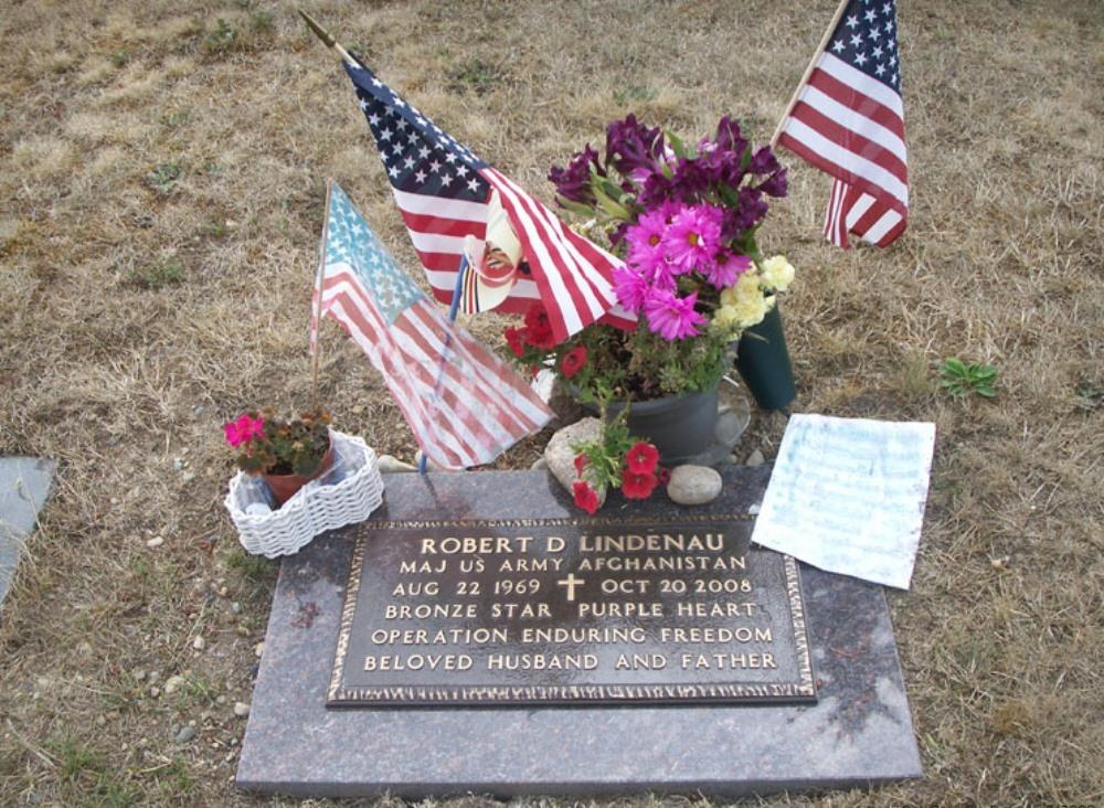 Amerikaans Oorlogsgraf Camano Island Lutheran Cemetery