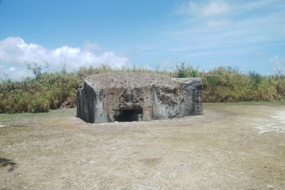 Japanese Bunker White 1 Beach