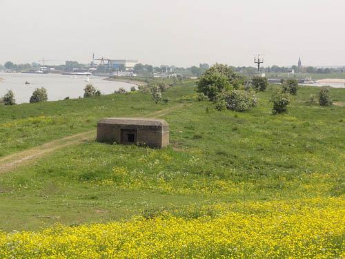 Fort Pannerden - S3-Kazemat 1